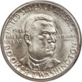 Commemorative Silver, 1948 50C Booker T. Washington MS67 PCGS Secure. CAC....