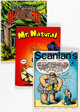 Robert Crumb Related Esoteric Material Group (Various Publishers)