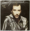"Music Memorabilia:Autographs and Signed Items, Lee Greenwood Signed Album Collection. Lee Greenwood Signed""Greatest Hits"" LP MCA 5582 Stereo (1985); signed ""Greatest Hits...(6 )"