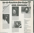 "Music Memorabilia:Autographs and Signed Items, Iron Butterfly Signed ""In-A-Gadda-Da-Vida"" LP Atco 33-250 Stereo(1968) plus Other Signed Recordings. This lot features a co... (6items)"