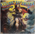 """Music Memorabilia:Autographs and Signed Items, Molly Hatchet Signed Record Lot. Featured are 4 """"Molly Hatchet""""albums: """"Molly Hatchet"""" LP Epic 83250 Stereo (1978 ) -- thi... (4 )"""
