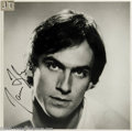 """Music Memorabilia:Autographs and Signed Items, James Taylor Signed """"JT"""" LP Columbia 34811 Stereo (1977). Sensitivefolk-crooner James Taylor made the top 40 with the track..."""
