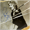"""Music Memorabilia:Autographs and Signed Items, Tanya Tucker Signed """"Tear Me Apart"""" LP MCA 5106 Stereo (1979) andOther Autographed Records. Featured is a copy signed by T... (4 )"""