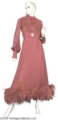 Music Memorabilia:Costumes, Loretta Lynn Pink Dress With ...