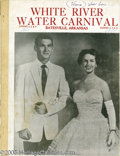 Music Memorabilia:Ephemera, White River Water Carnival Catalog. Named after the White Riverthat runs through Batesville, Arkansas, the White River Wate...