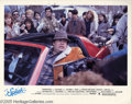 Memorabilia:Miscellaneous, John Candy Signed Lobby Card. Tom Hanks was a relatively unknown television actor until director Ron Howard cast him opposit...