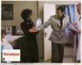 "Memorabilia:Miscellaneous, Dabney Coleman Autographed Lobby Card. This lot features a photograph from the Dustin Hoffman comedy ""Tootsie"" signed by co-..."