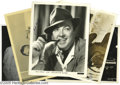 "Hollywood Memorabilia:Photos, Jack Haley Photographs Group of 5. Featured here are five different vintage 8"" x10"" black-and-white promo photos of the acto... (5 Items)"