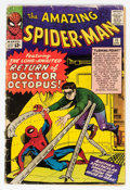 Silver Age (1956-1969):Superhero, The Amazing Spider-Man #11 (Marvel, 1964) Condition: GD-....