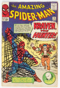 Silver Age (1956-1969):Superhero, The Amazing Spider-Man #15 (Marvel, 1964) Condition: VG-....