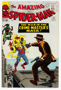 Silver Age (1956-1969):Superhero, The Amazing Spider-Man #26 (Marvel, 1965) Condition: FN/VF....