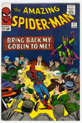 Silver Age (1956-1969):Superhero, The Amazing Spider-Man #27 (Marvel, 1965) Condition: FN/VF....