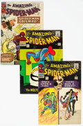 Silver Age (1956-1969):Superhero, The Amazing Spider-Man Group of 4 (Marvel, 1965-66) Condition:Average FN.... (Total: 4 Comic Books)
