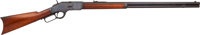 Winchester Model 1873 Lever Action Rifle with Factory Letter