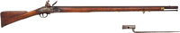 Tower Marked Brown Bess Flintlock Rifle with Bayonet