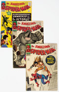 Silver Age (1956-1969):Superhero, The Amazing Spider-Man Group of 10 (Marvel, 1964-69) Condition:Average GD.... (Total: 10 Comic Books)