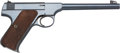 Handguns:Semiautomatic Pistol, Colt Woodsman First Series Target Model Semi-Automatic Pistol....