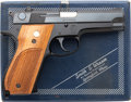 Handguns:Semiautomatic Pistol, Boxed Smith & Wesson Model 39-2 Semi-Automatic Pistol....