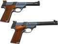 Handguns:Semiautomatic Pistol, Lot of Two High Standard Supermatic Citation Semi-Automatic Pistols.... (Total: 2 Items)