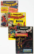 Silver Age (1956-1969):Superhero, The Amazing Spider-Man Group of 18 (Marvel, 1964-73) Condition:Average GD/VG.... (Total: 18 Comic Books)
