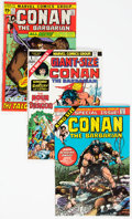 Bronze Age (1970-1979):Adventure, Conan the Barbarian Group of 40 (Marvel, 1971-75) Condition: FN/VF.... (Total: 40 Comic Books)