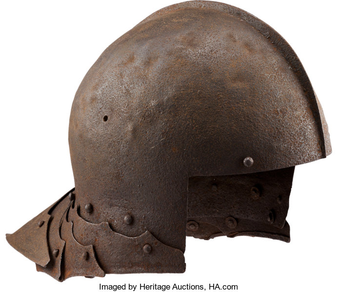Victorian Copy of a 15th Century German Gothic Sallet