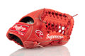 Prints & Multiples, Supreme X Rawlings. Baseball Glove, 2012. Leather. 11-1/2 x 7 x 5-1/2 inches (29.2 x 17.8 x 14 cm). Produced by Rawlings...