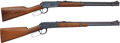 Long Guns:Lever Action, Lot of Two Winchester Lever Action Rifles.... (Total: 2 Items)