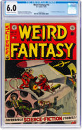 Golden Age (1938-1955):Science Fiction, Weird Fantasy #14 (EC, 1952) CGC FN 6.0 Off-white to white pages....