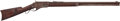 Long Guns:Lever Action, Whitney Burgess Morse Lever Action Repeater Rifle....
