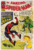 Silver Age (1956-1969):Superhero, The Amazing Spider-Man #5 (Marvel, 1963) Condition: GD+....