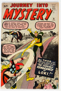 Silver Age (1956-1969):Superhero, Journey Into Mystery #88 (Marvel, 1963) Condition: FN+....