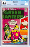 Silver Age (1956-1969):Superhero, Showcase #23 Green Lantern (DC, 1959) CGC VG 4.0 Off-white to whitepages....