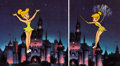 Animation Art:Production Cel, Disneyland/Wonderful World of Color Tinker Bell Production Cels Group of 2 with Mac Davis Signature (Walt Disney, c. 1... (Total: 3 Items)