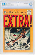 Golden Age (1938-1955):Crime, Extra! #4 Gaines File Pedigree 11/12 (EC, 1955) CBCS NM+ 9.6 Off-white to white pages....