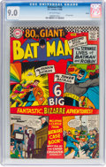 Silver Age (1956-1969):Superhero, Batman #182 Boston Pedigree (DC, 1966) CGC VF/NM 9.0 Off-whitepages....