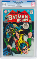 Silver Age (1956-1969):Superhero, Detective Comics #381 (DC, 1968) CGC NM 9.4 White pages....
