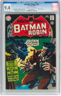 Silver Age (1956-1969):Superhero, Detective Comics #386 (DC, 1969) CGC NM 9.4 Off-white to whitepages....