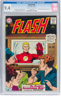 Silver Age (1956-1969):Superhero, The Flash #149 (DC, 1964) CGC NM 9.4 Off-white to white pages....