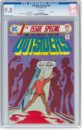 Bronze Age (1970-1979):Superhero, 1st Issue Special #10 The Outsiders (DC, 1976) CGC NM/MT 9.8 White pages....