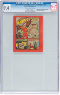 Golden Age (1938-1955):Superhero, Fawcett Miniatures: Captain Marvel and the Raiders from Space (Fawcett Publications, 1946) CGC NM 9.4 Off-white to white pages...
