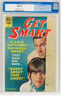 Silver Age (1956-1969):Humor, Get Smart #7 (Dell, 1967) CGC NM 9.4 Off-white to white pages....
