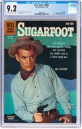 Silver Age (1956-1969):Western, Four Color #1098 Sugarfoot (Dell, 1960) CGC NM- 9.2 Cream tooff-white pages....