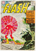 Silver Age (1956-1969):Superhero, The Flash #110 (DC, 1959) Condition: GD+. Origins ...