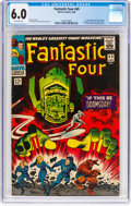 Silver Age (1956-1969):Superhero, Fantastic Four #49 (Marvel, 1966) CGC FN 6.0 Off-white pages....