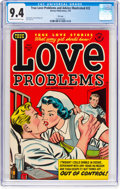 Golden Age (1938-1955):Romance, True Love Problems and Advice Illustrated #22 File Copy (Harvey, 1953) CGC NM 9.4 Cream to off-white pages....