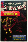 Silver Age (1956-1969):Superhero, The Amazing Spider-Man #28 (Marvel, 1965) Condition: FN-....