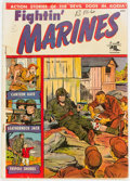 Golden Age (1938-1955):War, Fightin' Marines #8 (St. John, 1952) Condition: VG....