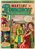 Golden Age (1938-1955):Romance, Wartime Romances #11 (St. John, 1952) Condition: GD/VG....