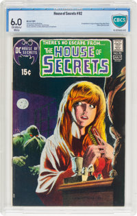 House of Secrets #92 (DC, 1971) CBCS FN 6.0 Off-white to white pages